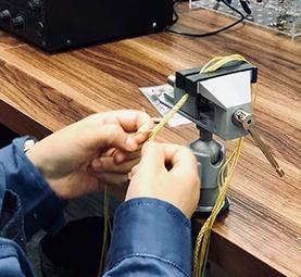 ハンドメイドによるスモールバッチ生産 イメージ