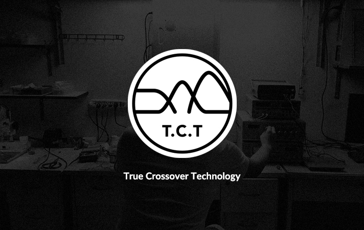 FAudio True Crossover Technology (T.C.T)