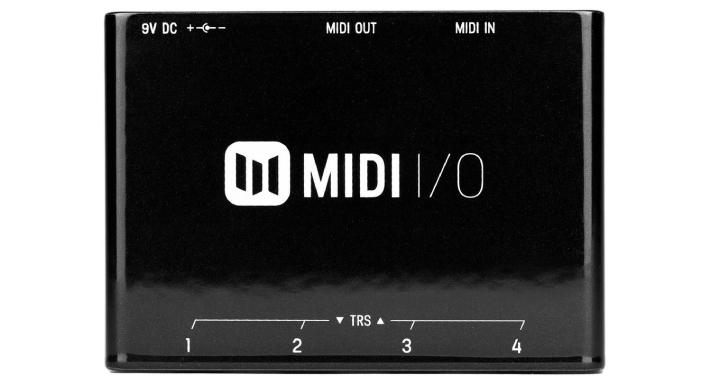 MIDI I/O